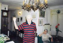 Barbu Brezianu şi Irina Fortunescu, 20 iunie 2000, Piaţa Spaniei