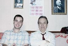 Cu Gheorghe Boldur-Lăţescu, 7 august 2003