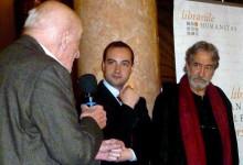 Cu Neagu Djuvara şi Jordi Savall