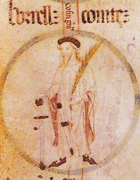 Borrell II, conte de Barcelona.