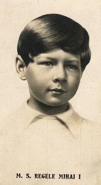 Regele-copil Mihai I
